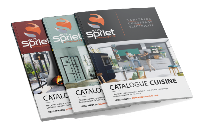 Catalogues Louis-spriet